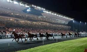 courses chevaux nuit